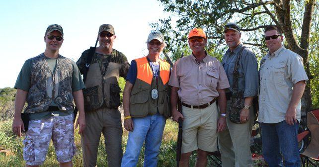 Mouflon Hunting in Texas