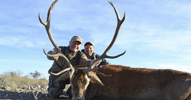 Elk Hunting in Texas
