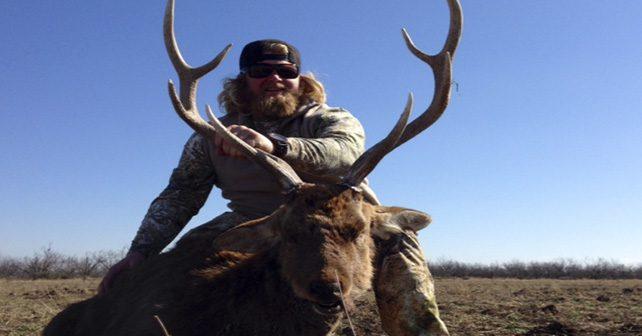 "Sika Grande ""Silk"" Deer Hunting"
